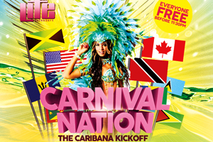 LIFE Saturdays presents The Caribana Kickoff inside LUXY this Saturday