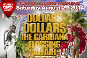 Dollars Dollars Flossing Affair starring Stonelove at Throne