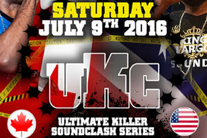Permit Fi Bury U.K.C Souldclash – Twin Star vs King Fargo inside Mysticle Lounge Ajax 07.09.16