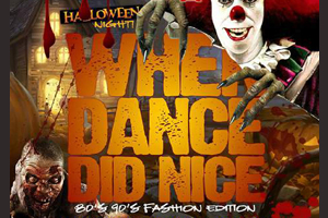 When Dance Did Nice 80's & 90's Halloween Night Fashion Edition